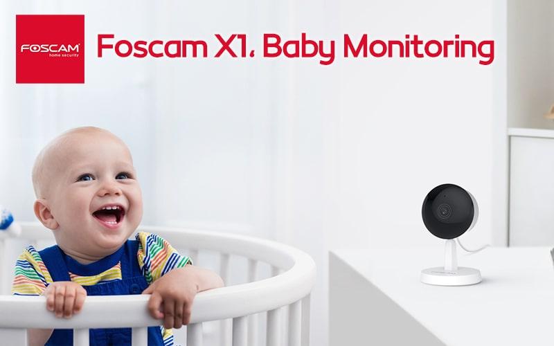 نقد و بررسی تخصصی دوربین تحت شبکه foscam مدل X1 | لیست قیمت دوربین تحت شبکه فوسکم X1