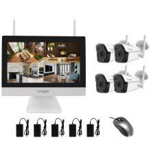 سیستم امنیتی لانگسی مدل WIFI3604M4FK500