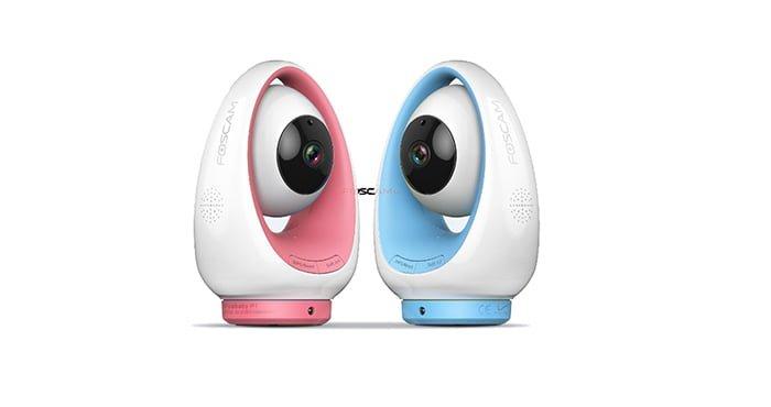 دوربین کنترل اتاق کودک | دوربین مراقبت اتاق کودک