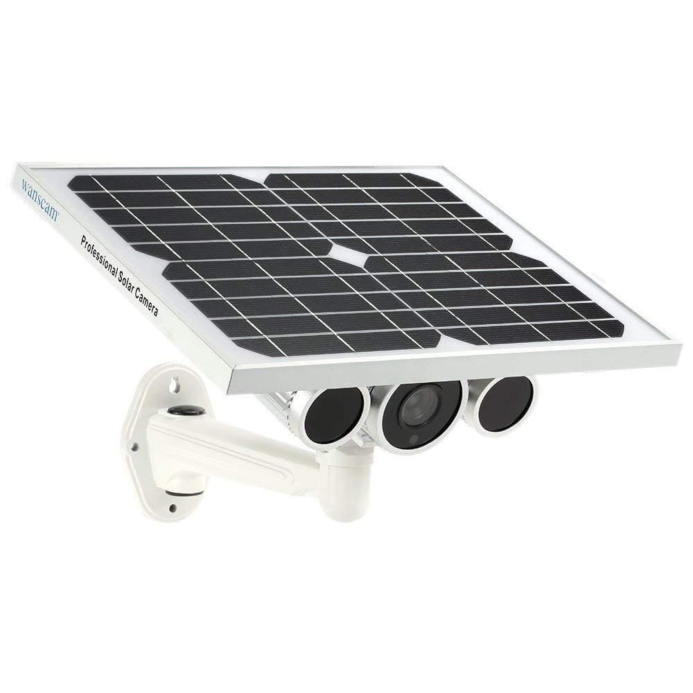 دوربین مداربسته خورشیدی | دوربین تحت شبکه خورشیدی بیسیم