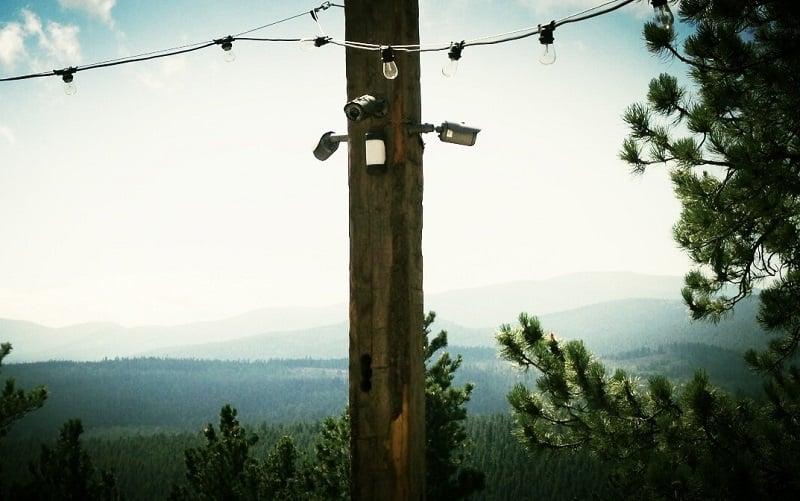 انواع دوربین مداربسته با سنسور حرکتی | دوربین مداربسته مجهز به سنسور حرکتی