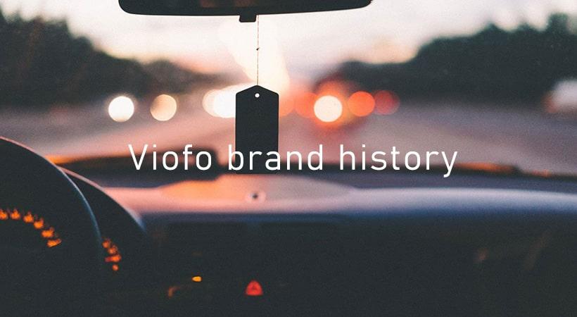 تاریخچه برند وایفو VIOFO