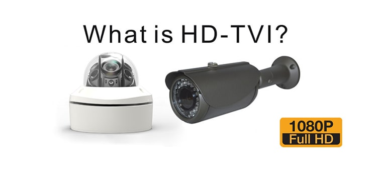 تکنولوژی دوربین مداربسته HDTVI