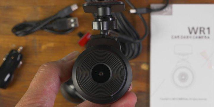 قیمت دوربین فیلمبرداری خودرو viofo مدل WR1 | خرید دوربین خودرو وایفو WR1